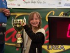 Sophia Johnson Crappie Kids Rodeo Winner
